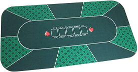 ルミエール・エタンセル ゲームプレイマット テキサスホールデム ポーカー カジノ 収納袋付き type1