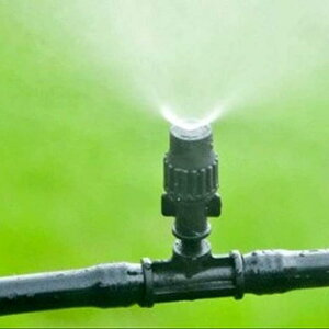 全2種 ツール ミストシャワー ガーデン用 簡単取付 アダプター 付き 散水用具 A101-06 15m 25個(3) 15m 25個)
