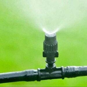 全2種 ツール ミストシャワー ガーデン用 簡単取付 アダプター 付き 散水用具 A101-06 5m 10個(1) 5m 10個)