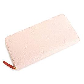 ポールスミス 財布 長財布 ラウンドファスナー ピンク(薄めのピンクです。) Paul Smith pwu804-24 レディース 婦人