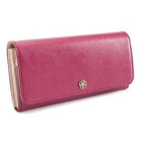 展示品箱なし クレイサス 財布 長財布 ローズ系 CLATHAS 186120-31 レディース 婦人