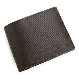 ランバンコレクション 財布 二つ折り財布 チョコ LANVIN collection jlmw2ls2-20 メンズ 紳士 【送料無料】