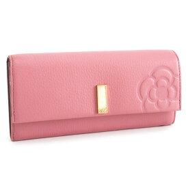 クレイサス 財布 長財布 ピンク CLATHAS 187400-33 レディース 婦人 【送料無料】