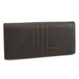 ランバンコレクション 財布 長財布 チョコ LANVIN collection jlmw6rt1-20 メンズ 紳士 【送料無料】