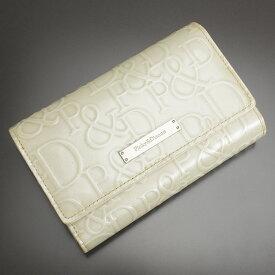 訳あり展示品箱なし ピンキー&ダイアン 財布 三つ折り財布 白(ホワイト) Pinky&Dianne pdlw5ds2-00 b レディース 婦人