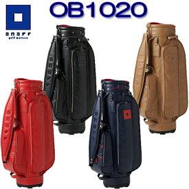【2020モデル】オノフキャディバッグOB1020 キャディバッグONOFF グローブライド8.5型 3.2kg 47インチ 合成皮革(PU)【送料無料】【ゴルフ】