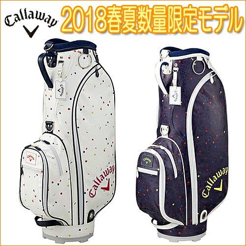 【2018数量限定モデル】Style SP SS 18 JM キャロウェイ ベアー スプラッシュ callaway キャディバッグ9.0型(47インチ対応)合成皮革3.4kg日本正規品【送料無料】あす楽【ゴルフ】
