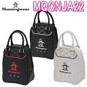 【シューズケース】レディース MQCNJA222019春夏モデル Munsing wear マンシングウェア約22×30×13(cm)合成皮革(P…