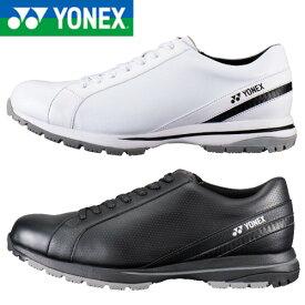 【2020モデル】メンズ ゴルフシューズPOWER CUSHION 706パワークッションYONEX ヨネックス男性 靴 幅広 甲高 防水【ゴルフ】