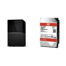 外付HDD(20TB) WESTERN DIGITAL My Book Duo WDBFBE0200JBK-JESN