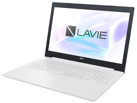 NEC LAVIE Note Standard NS600/MAW PC-NS600MAW ホワイト(15.6インチ/4GB/SSD:256GB)ノートPC