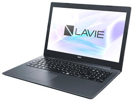 NEC LAVIE Note Standard NS600/MAB PC-NS600MAB ブラック(15.6インチ/4GB/SSD:256GB)ノートPC