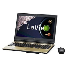 Win8.1/8G NEC LaVie LL750/RSG PC-LL750RSG ゴールド