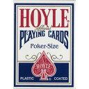 トランプカード ホイルカード ポーカーサイズ (青/ブルー)