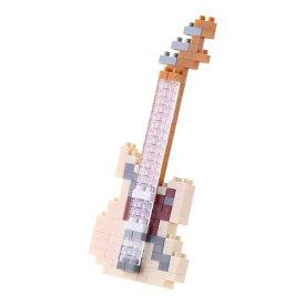 ナノブロック (nanoblock) NBC-147 エレキギターアイボリー