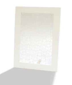 ジグソーパズル プリズムアートプチ専用木製フレーム ホワイト 10060-8002