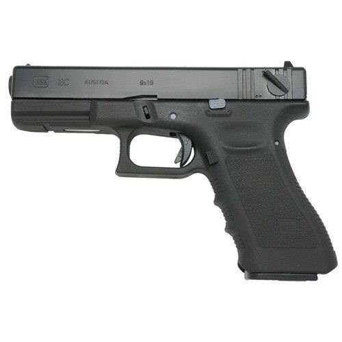 タナカ 発火モデルガン グロック18C 3rd ジェネレーション エボリューション2 フレーム ヘビーウェイト HW