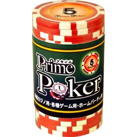 プライムポーカー チップ ( 5 ) 20枚セット