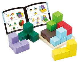 【送料無料!ポイント5倍!】知の贈り物シリーズ 賢人パズル 【木製玩具 知育玩具 ベビートイ こども用パズル エドインター】
