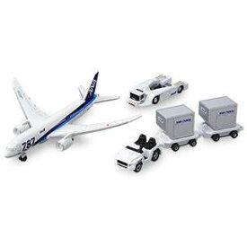 【全品ポイント増量中!】 トミカギフト 787エアポートセット(ANA) 【ジャンボジェット飛行機 ボーイング787 タカラトミー】 【RCP】