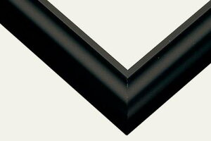 【全品ポイント増量!】 ジグソーパズル用 フラッシュパネル ブラック (AP008) 25.7×18.2cm [1-ボ] 【フレーム 枠 額 わく ワク ビバリー】