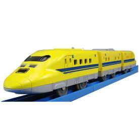 【送料無料!】プラレール S-07 ライト付923形 ドクターイエローT4編成 (2014年新発売版) 【車両単品(新幹線・編成車両) 電車 鉄道玩具 タカラトミー】 【RCP】
