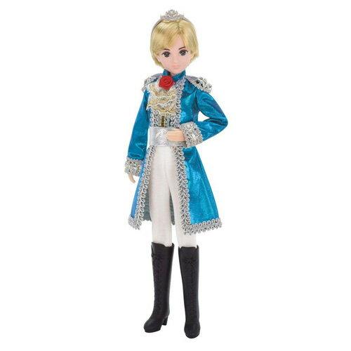 【送料無料!】 リカちゃん ゆめみるお姫さま あこがれの王子さまハルトくん