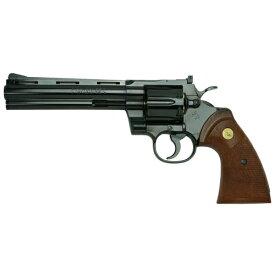 【送料無料!】 タナカ 発火モデルガン コルトパイソン .357マグナム 6インチ Rモデル スチールフィニッシュ