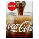 【全品ポイント増量!】 トランプカード バイスクル コカ・コーラ ボトル BICYCLE Coca-Cola