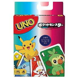 【全品ポイント増量!】 ウノ UNO ポケットモンスター