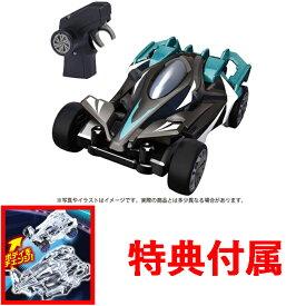 【送料無料!】 【特典 限定クリアボディ 付属】 ギガストリーム GS-03 ストームブラック ラジコンカー