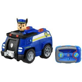 【送料無料!】 パウ・パトロール ラジコンカー パウっとそうじゅう! RCビークル チェイス ポリスカー