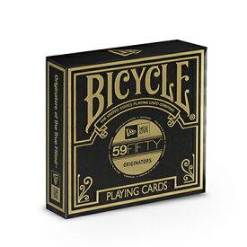 【全品ポイント増量!】 トランプカード バイスクル ニューエラ サークル BICYCLE CIRCLE NEW ERA 59FIFTY (丸形カード)