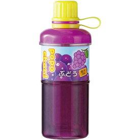 【全品ポイント増量!】 ぽぽちゃん お道具 ごくごくペットボトル ぶどう