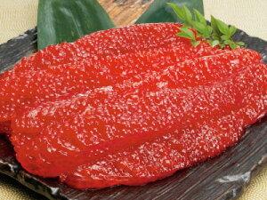アラスカ産新・紅鮭筋子醤油漬け(一本羽) 1kg