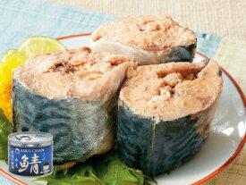 食塩不使用 美味しいさば 水煮缶詰 24缶セット