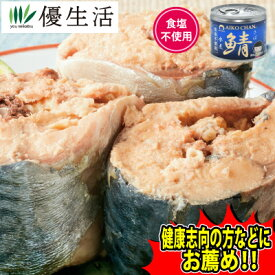 食塩不使用 美味しい さば 水煮 缶詰 24缶 セット