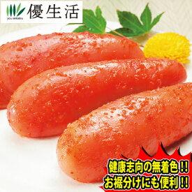 北海道・虎杖浜加工 寿司割烹 「 江草 」 大将推薦 無着色 一本物 辛子 明太子 3kg