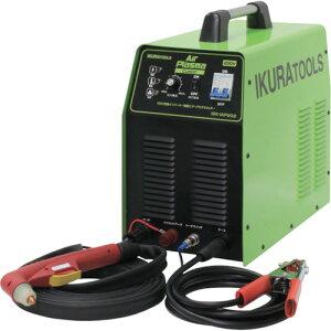 プラズマカッター 育良精機 IKURA エアープラズマ切断機 ISK-IAP202 単相200V 送料無料
