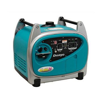 発電機 インバーター発電機 小型発電機 低燃費【送料無料、最安値に挑戦】デンヨー(Denyo)小型ガソリン発電機 GE-2000SS-IV