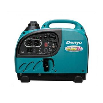 発電機 小型発電機 インバーター発電機【送料無料、最安値に挑戦】デンヨー(Denyo)小型ガソリン発電機 GE-900SS-IV