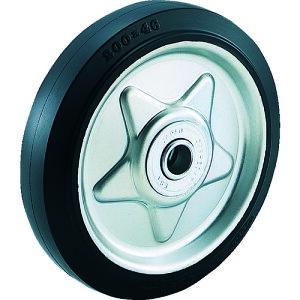 交換車輪 トラスコ プレート式キャスター用交換車輪 TW-130