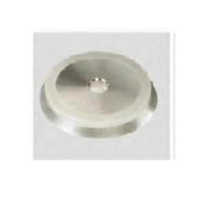 バーテックス エンドミル研磨機VEG-25A用SDC研磨砥石(超硬エンドミル用)#150 VEG-25DSV