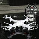 ドローン カメラ付き ラジコン 空撮 Drone 200万画素 X5C 4CH 6軸ジャイロ 室内 ラジコンヘリ クアッドコプター ラジコン ヘリコプター 36...