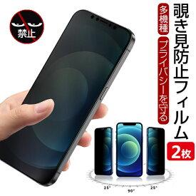 2枚セット 覗き見防止フィルム iPhone12 フィルム 保護フィルム スマホ iPhone 12 mini 覗き見防止フィルム マット仕様 液晶保護 左右25度 プライバシーを守る 目に優しい 指紋 気泡 防止