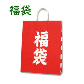 ラッピーバック 福袋(50枚)お正月/紙袋/イベント/お正月袋/ラッピング袋
