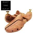 リジェクト【訳有り商品・送料無料】シューキーパー 木製 メンズアロマティック レッドシダー シューツリー
