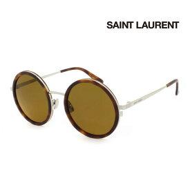 SAINT LAURENT サンローラン サングラス メンズ レディース UVカット 上品オシャレ 大人可愛い SL136 COMBI 003 [並行輸入品]