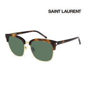 SAINT LAURENT サンローラン サングラス メンズ レディース UVカット 上品オシャレ 大人可愛い SL108K 002 [並行輸入品]