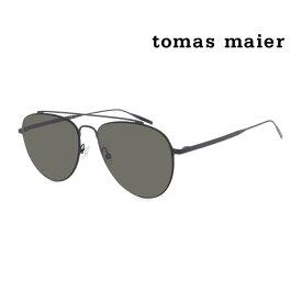 Tomas Maier トーマスマイヤー サングラス メンズ レディース UVカット 上品オシャレ 大人可愛い TM0008S 011 [並行輸入品]